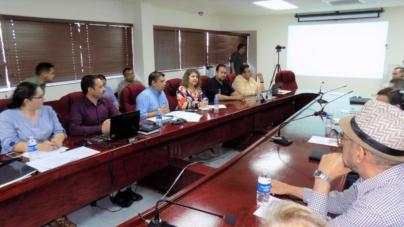 Destacan resultados de seguridad pública en reunión de Comisión Mixta de Entrega-Recepción de SLRC